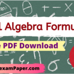 algebra formula pdf, algebra formulas pdf, algebra all formula pdf, algebra formulas pdf download, algebra formula pdf in hindi, algebra formula pdf for ssc