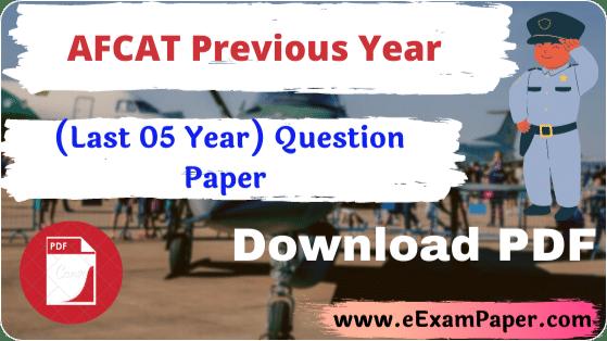pdf-afcat-previous-year-paper-2020-2019