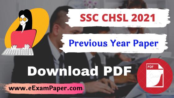 ssc-chsl-question-paper-2021-hindi-english