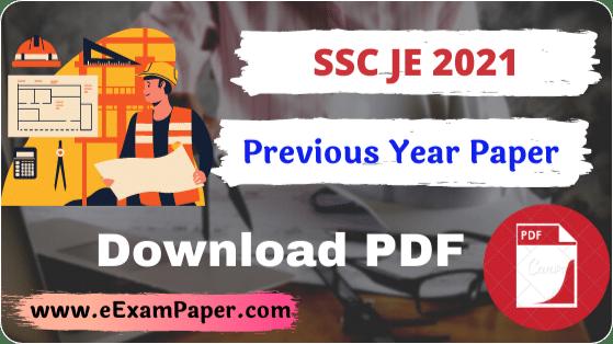ssc-je-question-paper-2021-pdf-hindi-english
