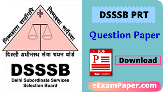 download-dsssb-prt-previous-year-paper-pdf-in-hindi-and-english