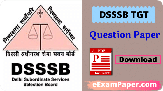 download-dsssb-tgt-previous-year-paper-pdf-in-hindi-and-english