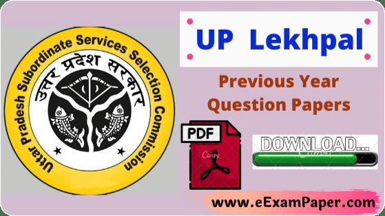 download-pdf-up-lekhpal-previous-year-paper-hindi-english